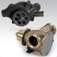 60 Series 12.7 L Water Pumps