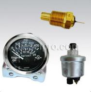 Medidores de pressão de óleo