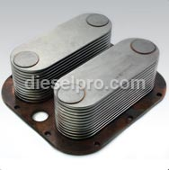 Radiatori dell'olio Detroit Diesel 12V71
