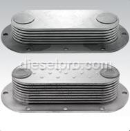 Detroit Diesel 671 Radiatori dell'olio