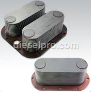 Radiatori dell'olio Detroit Diesel 8V53