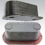 Radiatori dell'olio Detroit Diesel 8V71
