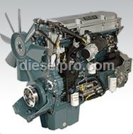 Bahagian Untuk Detroit Diesel Series 60 12.7 Ltrs