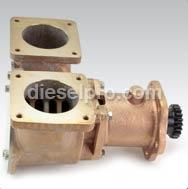 Pompe dell'acqua marine turbo 16V149
