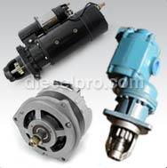 Motorini di avviamento e alternatori