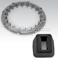 Ring Gear & Rubber Blocks