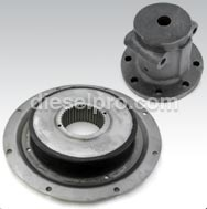 Rubber Block and Coupling