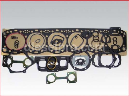 Overhaul gasket kit for Detroit Diesel series 60