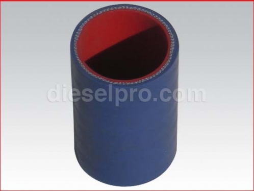 Water bypass tube hose for Detroit Diesel engine series 60