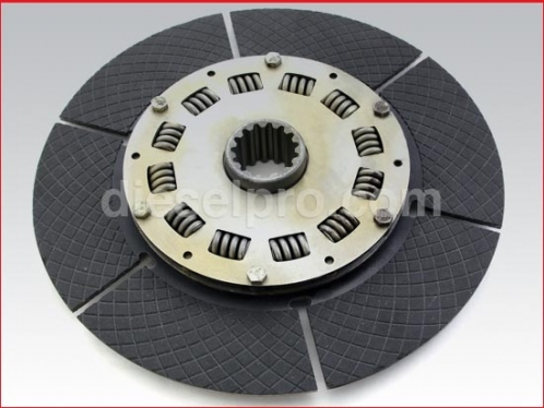 Forward clutch plate assembly for Allison M and MH
