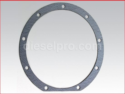 Rear cover plate gasket for Allison MH - upper