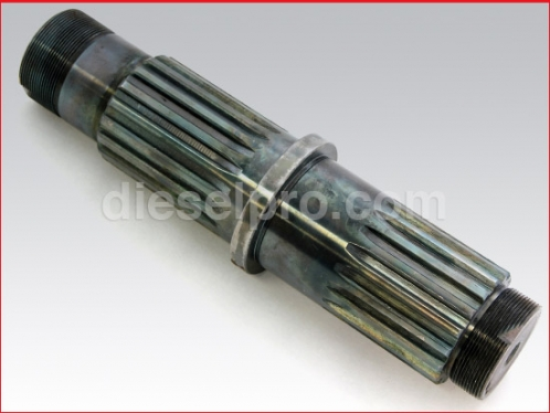 Lower output shaft, Allison marine transmission M - Used