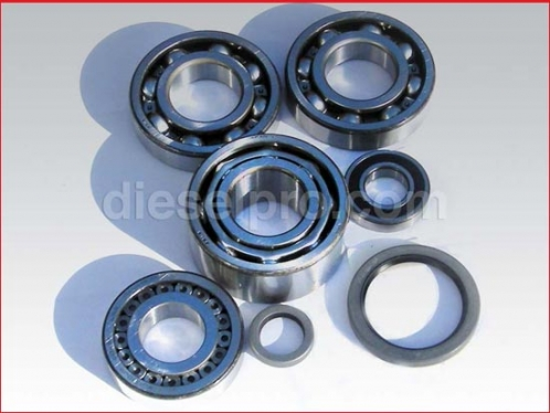 Complete bearing set for Allison marine M gear