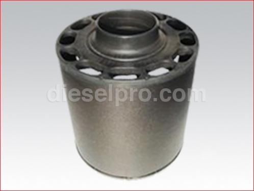 Air cleaner 4 inch inlet diameter for Detroit Diesel engine