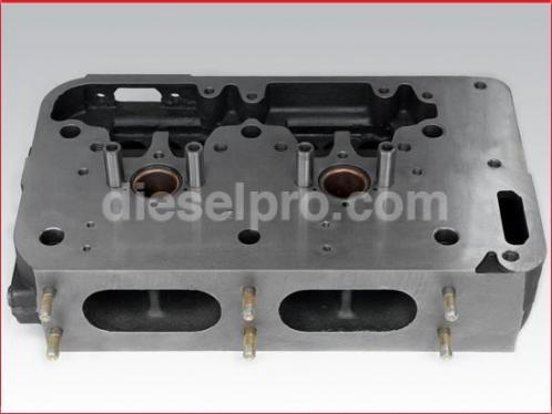 Detroit Diesel Cylinder head for 2-71 - New