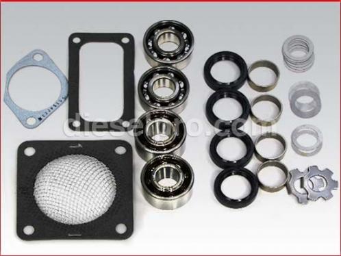 Blower repair kit for Detroit Diesel engine 2-71