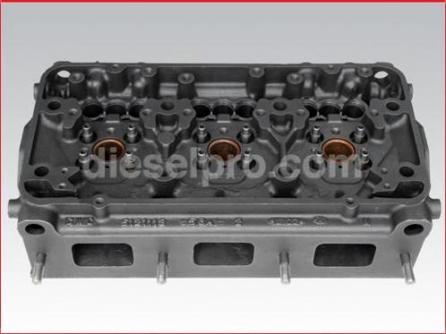 Detroit Diesel cylinder head for 353, 6V53 - New