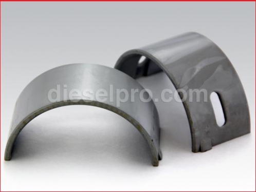Shell set for Detroit Diesel connecting rod - 010.