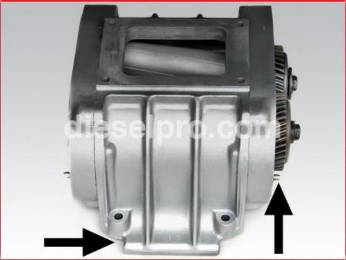Detroit Diesel Blower for 3-71 right hand - rebuilt