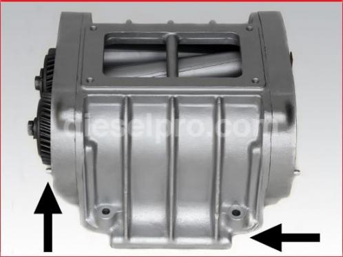 Detroit Diesel Blower for 4-71 left hand - rebuilt