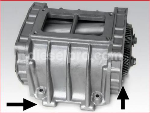 Detroit Diesel Blower for 4-71 right hand - rebuilt