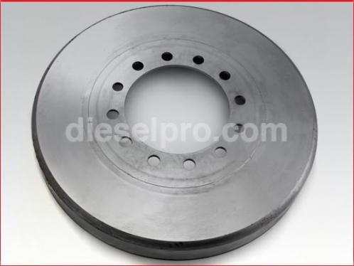 Vibration damper for Detroit Diesel