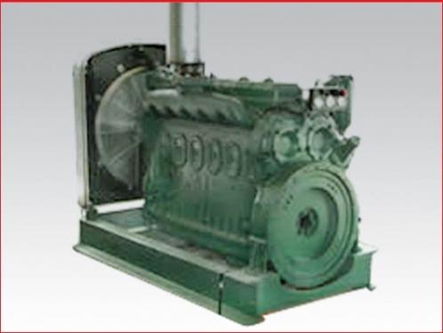 Detroit Diesel rebuilt engine 6-71 - Industrial