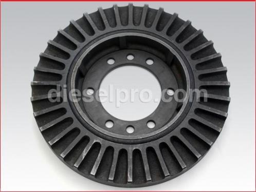 Detroit Diesel Vibration damper