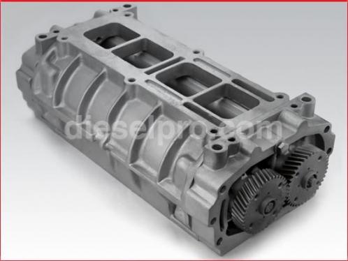Detroit Diesel Blower for engine 6V53 - rebuilt
