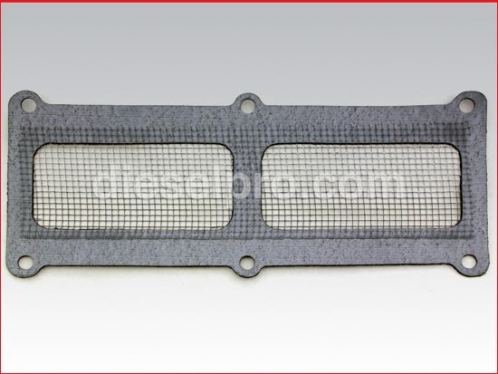 Blower screen gasket for Detroit Diesel 6V53