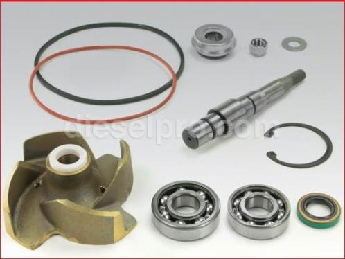 Detroit Diesel Fresh water pump repair kit for 6V71, 8V71, 6V92, 8V92