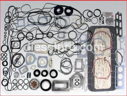 Overhaul gasket kit for Detroit Diesel engine 16V149