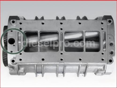 Blower for Detroit Diesel engine 8V92 and 16V92 Bypass - rebuilt