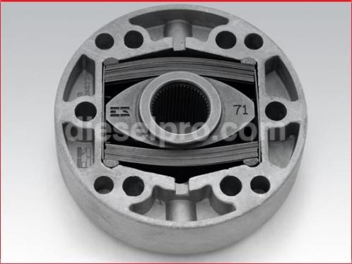 Detroit Diesel Blower coupling