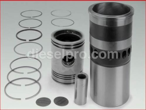 Detroit Diesel Cylinder kit for 53 engines - Trunk turbo