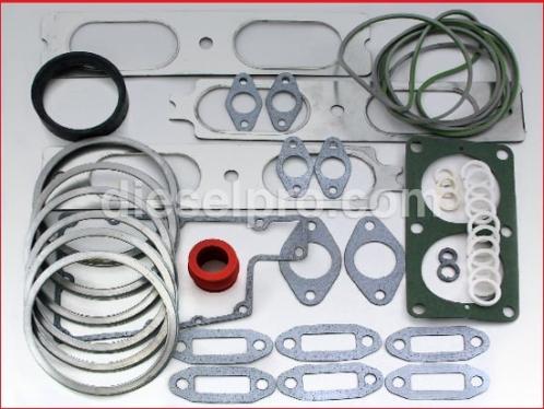 Head gasket kit for Detroit Diesel engine 12V71
