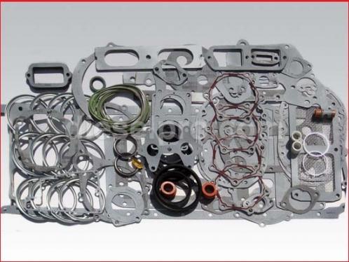 Overhaul gasket kit for Detroit Diesel engine 12V71