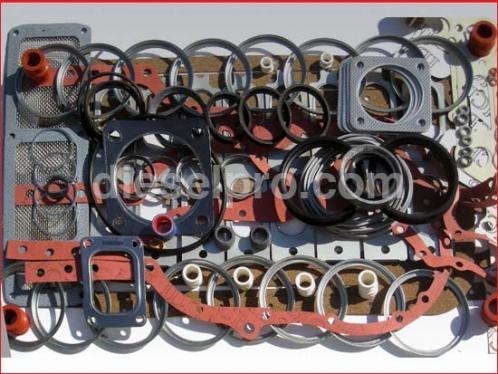 Overhaul gasket kit for Detroit Diesel engine 16V71