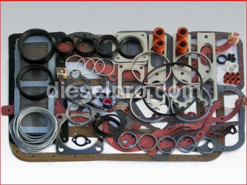 Overhaul gasket kit for Detroit Diesel engine 16V92