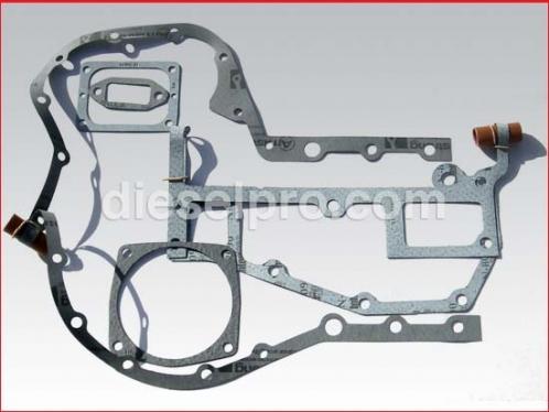 Blower instalation kit for Detroit Diesel engine 2-71