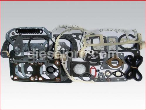 Overhaul gasket kit for Detroit Diesel engine 2-71