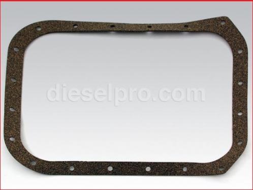 DP- 5154198 Oil pan gasket for Detroit Diesel engine 2-71