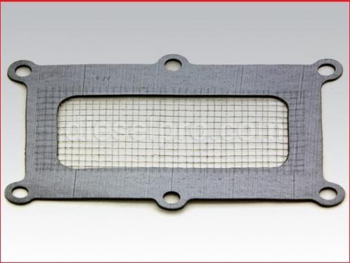 DP- 5196053 Blower screen gasket for Detroit Diesel engine 3-53