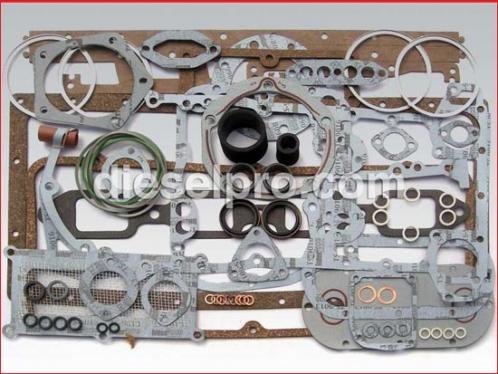 Overhaul gasket kit for Detroit Diesel engine 4-53