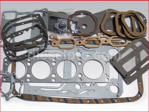 DP 5192922 Overhaul gasket kit for Detroit Diesel engine 4-71