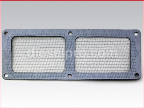 Blower gasket screen for Detroit Diesel engine 6-71