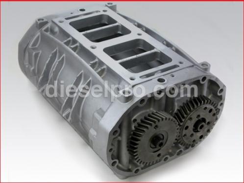 Blower for Detroit Diesel engine 6V71 and 12V71, rebuilt