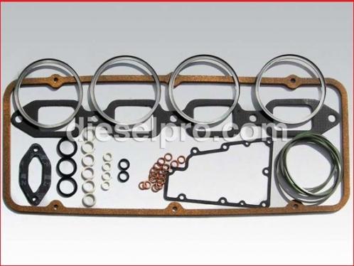 Head gasket kit for Detroit Diesel engine 8V53