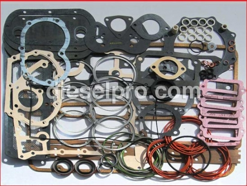 Overhaul gasket kit for Detroit Diesel engine 8V53