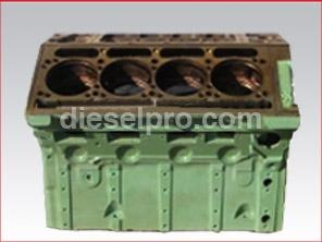 8V71 Detroit Diesel engine block - standard - Rebuilt